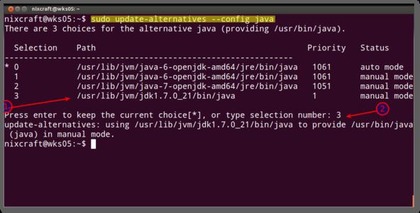 Ubuntu Linux: Install Latest Oracle Java 7 - nixCraft