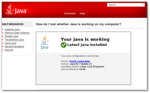 Ubuntu Linux: Install Latest Oracle Java 7 - nixCraft