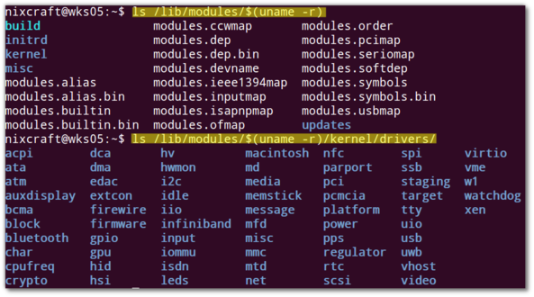 Howto: Linux Add or Remove a Linux Kernel Modules / Drivers