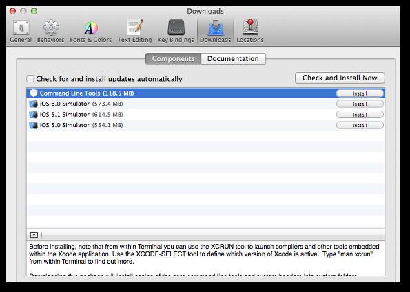 Mountain Lion Xcode Mac OS X Sierra Instal...