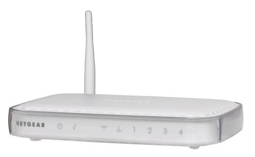 NETGEAR WGR614L Open Source Router