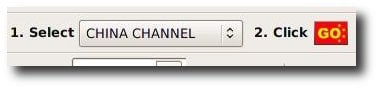 Fig.01: China Channel Firefox Add-on