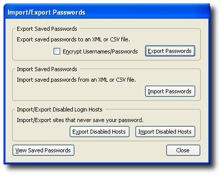 Fig.07: Password Exporter