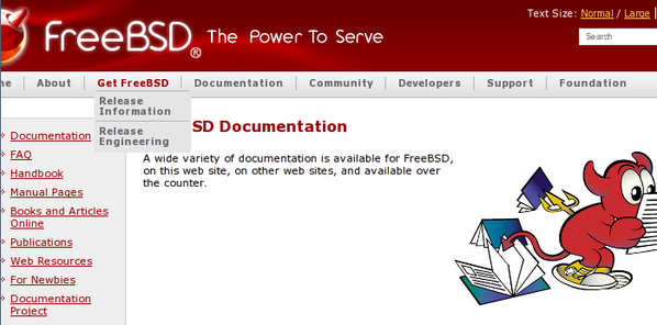 Freebsd Documentation