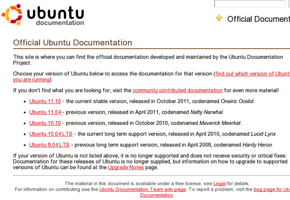 Ubuntu Linux Wiki and Forums