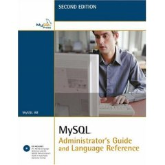 Book review: MySQL Administrator's Guide and Language Reference