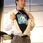 Mark Shuttleworth financially supports KDE project