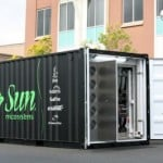 Sun blackbox – data center on wheels