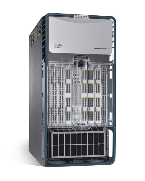 A More Scalable and Flexible Data Center Switch From Cisco