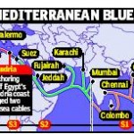 Internet Fiber-Optic Link SEA-ME-WE 4 / FLAG Damaged- Bandwidth Crisis Hits India and Middle East