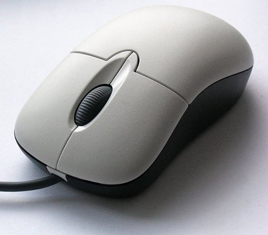 The basic workings of a mouse have changed little in 40 years
