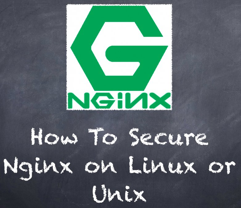 Top 25 Nginx Web Server Best Security Practices - nixCraft